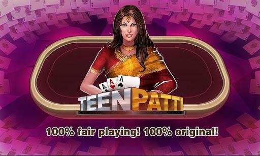 Teen Patti Offlineu2663Klub-The only 3patti with story 2.8.6 screenshots 1