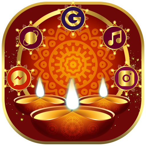 Happy Diwali Theme file APK Free for PC, smart TV Download