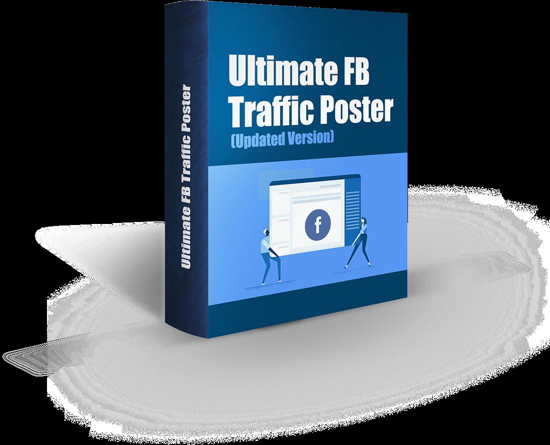 FB traffic poster