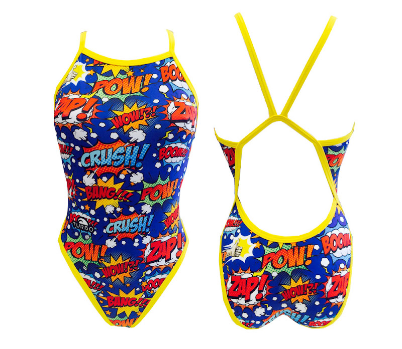 Turbo Swimsuit Women BOOM!!! - 83028430