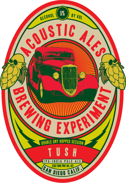 Logo of Acoustic Ales Tush