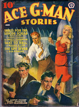 Photo: Ace G-Man Stories 194006