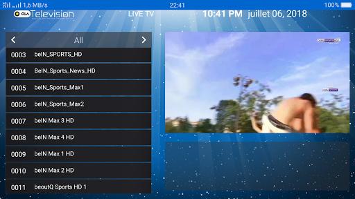 Ola IPTV 4.6 screenshots 3