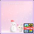 모찌 (Winter Wonderland) 카카오톡 테마