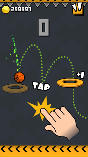 Tap Tap Dunk 1.0.18 screenshots 2