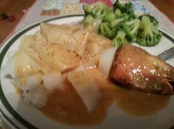 My Version Of Crock Pot Chicken