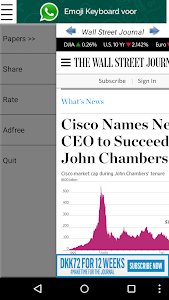 USA News, American Newspapers screenshot 1
