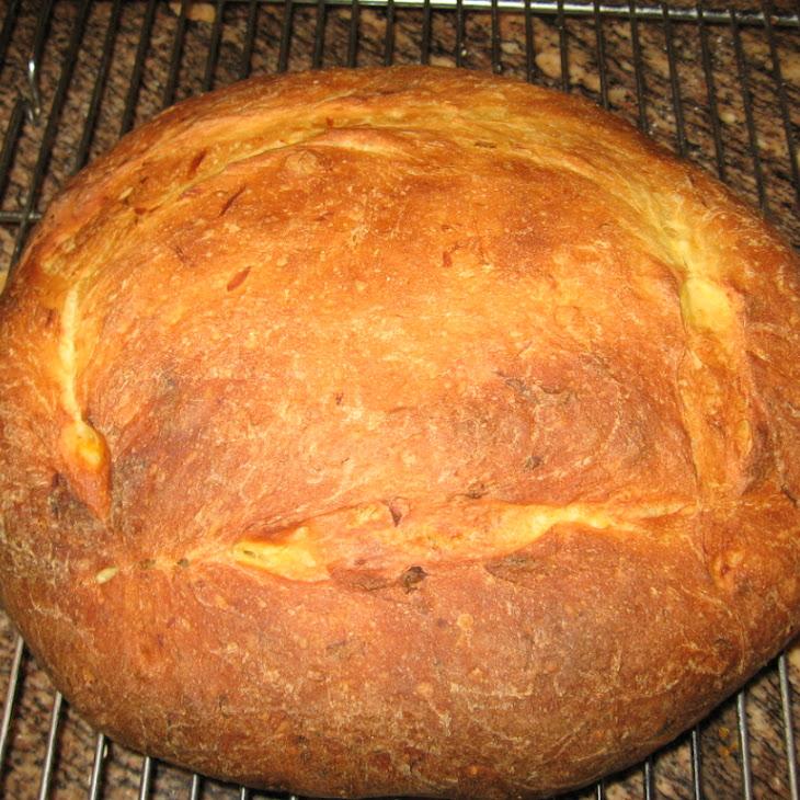 Seasonal Bread - Pumpkin Artisan Bread