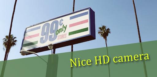 Nice HD Camera  make you more beautiful and nice.