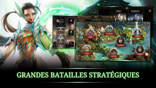 Télécharger Golden Knights Universe APK MOD (Astuce) screenshots 3