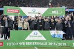 ? Ajax won overtuigend de KNVB Beker en toch werd er maar over een ding gepraat op sociale media