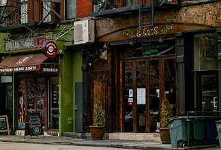 Photo: Nice colors in the East Village, #NYC #urbanphotography