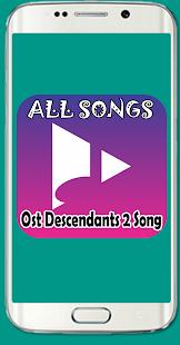 Ost. for Descendants 2 Song + Lyrics - náhled