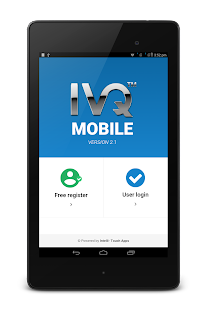 IVQMobile- screenshot thumbnail