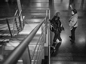 Photo: this direction...  #street #streettogs #streetphotography #shootthestreet #blackandwhite #blackandwhitephotography #bw #monochrome  #monochromeartyclub #monochromephotography