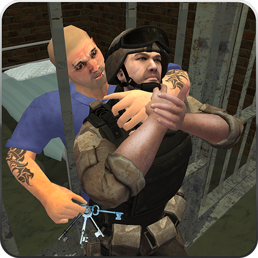 US Army Prison Survival Game