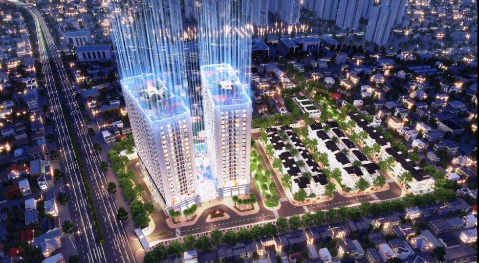 Chung cư Green Pearl – ngôi sao sáng trên nền bất động sản