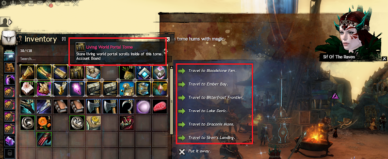 Sif's Guide for Casual GW2 Gamers to Grind Gold without Grinding So