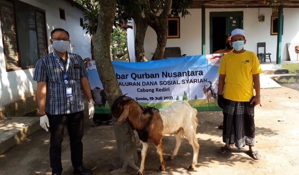 FIFGROUP Tebar Kurban Nusantara, 373 Kambing 3 Sapi Di 235 Titik Seluruh Indonesia