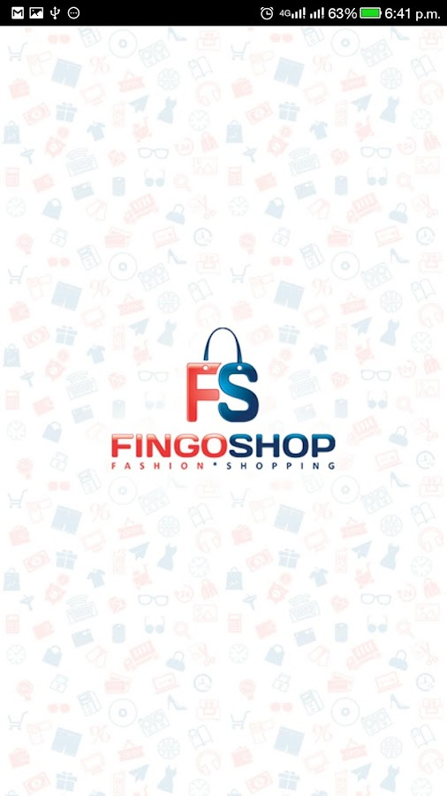 Fingoshop- screenshot