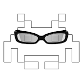 Invaders for SmartEyeglass