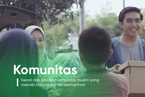 umma - #1 Muslim Community & Lifestyle Screenshot