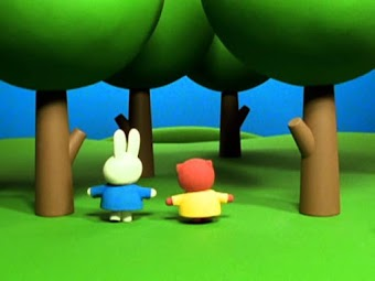 Miffy and the Little Bird/Miffy Plays Hide and Seek
