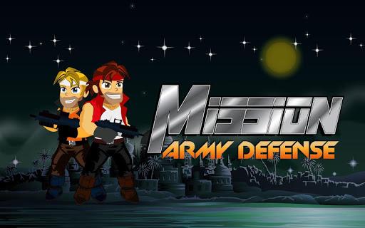 Mission Meta army Defense