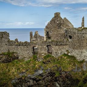 Northern Ireland by George Nichols - Buildings & Architecture Decaying & Abandoned ( ireland, northern ireland, irish )