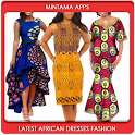 Latest African Dresses Fashion icon