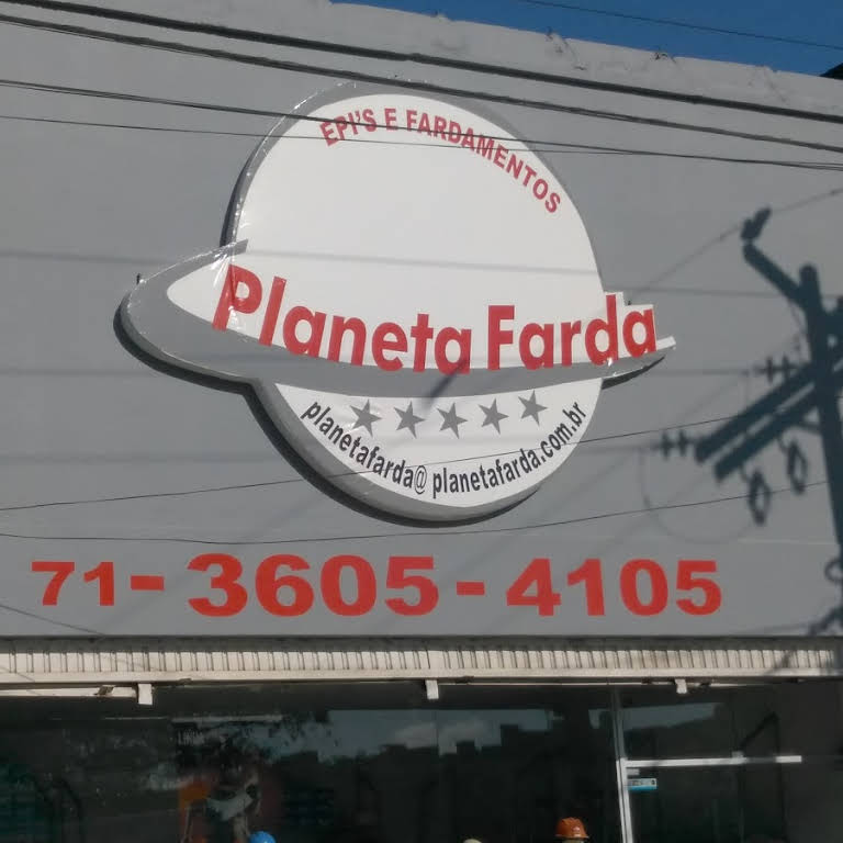 e5230dd24eb32 Planeta Farda - Loja Candeias Ba - Bairro Pitanga