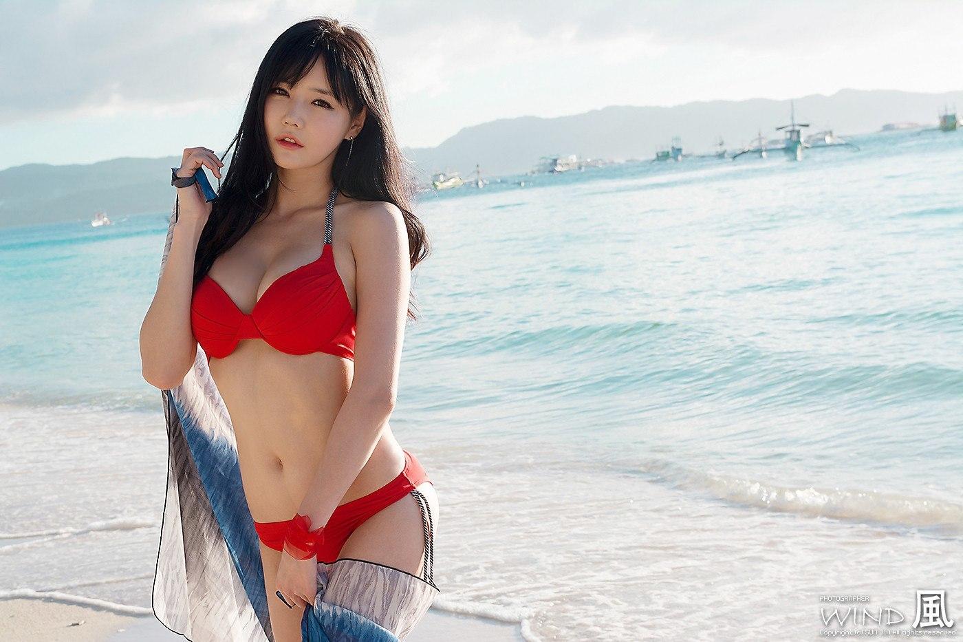 Sexy Bikini Photoshoot