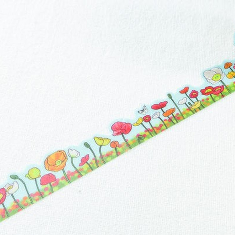 Yano Tape - Poppy