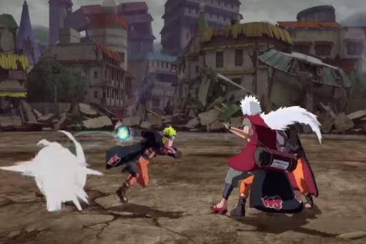 Download Game Naruto Ultimate Ninja Storm 4 trick APK latest version
