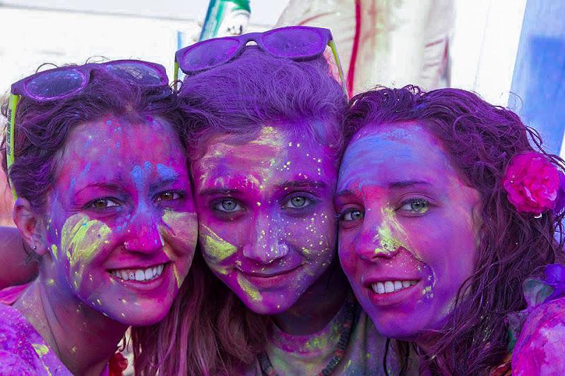 Let's Color Run di Nemesys61