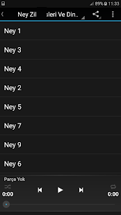 Ney Zil Sesleri 2018 - náhled