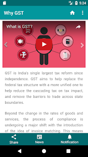 Tally for GST- screenshot thumbnail