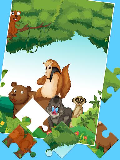 54 Animal Jigsaw Puzzles for Kids ud83eudd80 screenshots 3