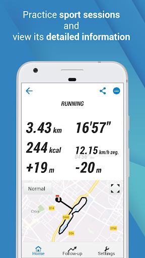 Decathlon Coach screenshot 1