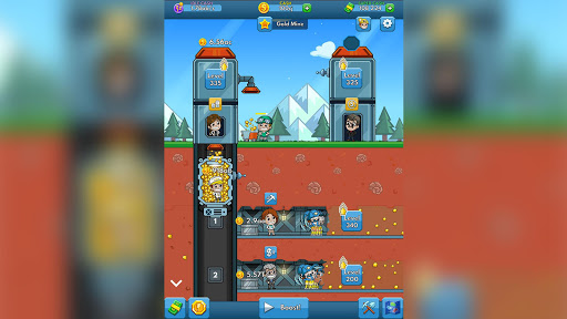 Idle Miner Tycoon - Mine Manager Simulator 2.91.1 screenshots 22