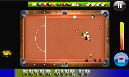 8 Ball Pool Break
