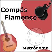 Flamenco rhythms. Metronome
