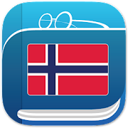 App Icon for Norwegian Dictionary App in Sweden Play Store