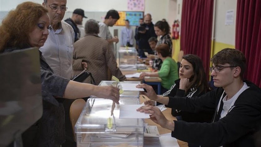 Cerca de 25.000 almerienses, llamados a las urnas por primera vez.