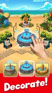 Tropic Trouble Match 3 Builder 2