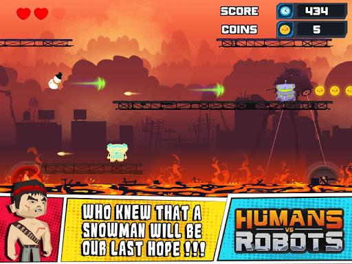 Humans Vs Robots ~ Apocalypse