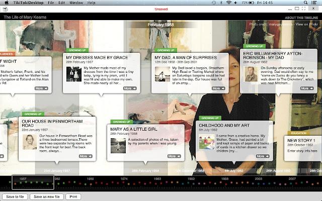 free timeline software for windows