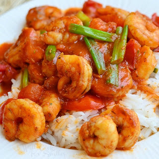 Crock Pot Shrimp And Rice Recipes
