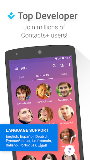 Contacts+ 5.117.4 screenshots 1