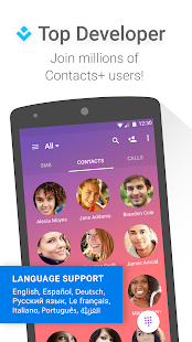 Contacts+ Screenshot